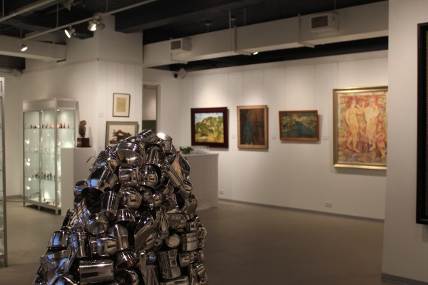 Spring Art Auction York State Of