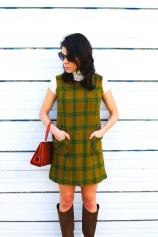 1960s jumper dress