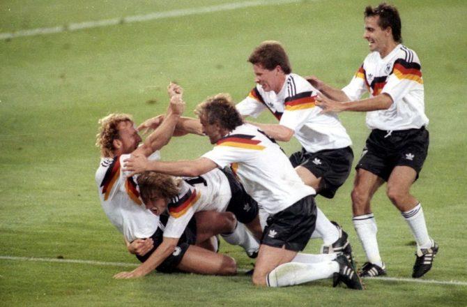 Minhas Copas: 1990