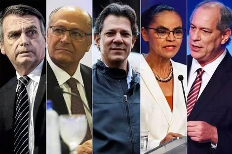 Eleições 2018: os cinco pustulantes