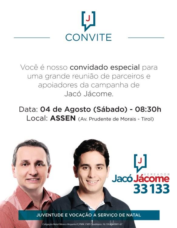 Reunião de Jacó Jácome, filho de Antônio Jácome