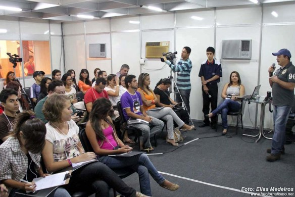 Canindé Soares ministra palestra no Norte Shopping