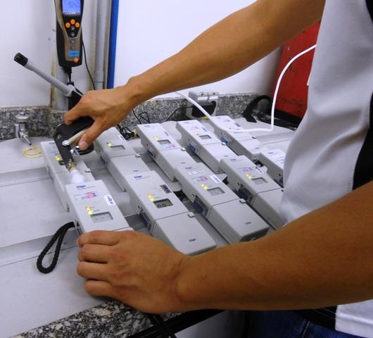 Bafômetros vistoriados pelo Inmetro