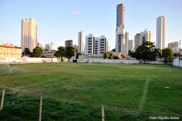 Estádio João Câmara na Ribeira