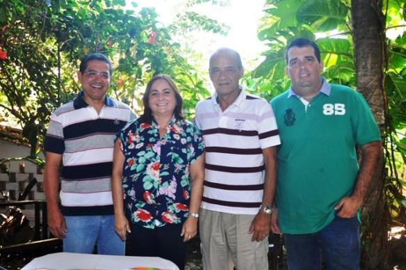 Mesa Diretora 2013 da Câmara de Vereadores de Parnamirim