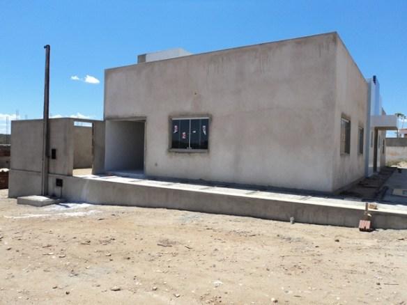 Construção da Unidade Básica de Saúde em Jardim do Seridó