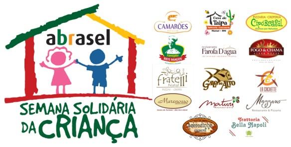 Restaurantes promovem Semana Solidária das Crianças