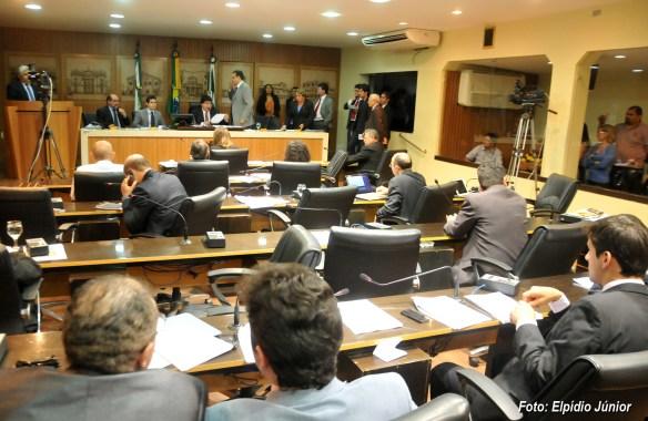 Plenário da Câmara Municipal de Natal