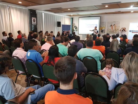 Reunião aconteceu no Praia Mar Hotel em Ponta Negra