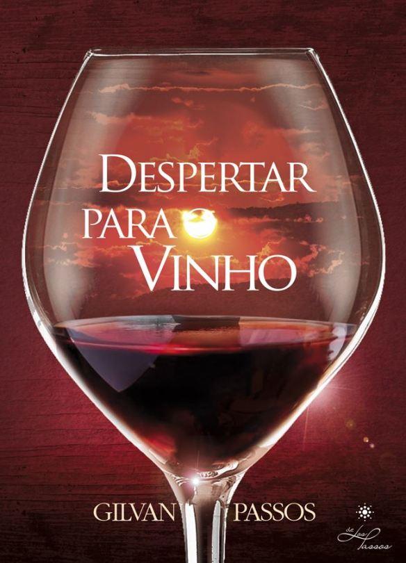 Livro Despertar para o vinho está à venda nas principais lojas de vinhos de Natal.