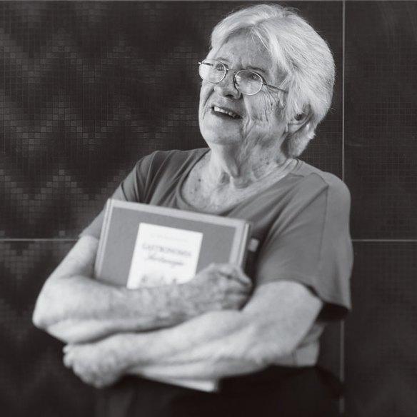Ana Rita Dantas Suassuna (irmã de Ariano) cozinheira e pesquisadora PE