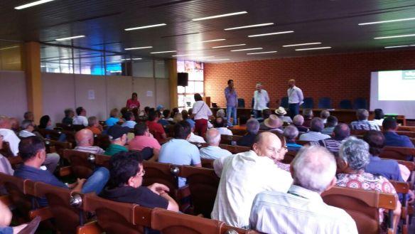 Engenheiro José Augusto Rêgo apresentou suas propostas em encontro na Emater