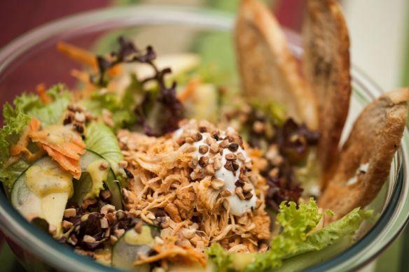 Poulet Salad Bowl 27