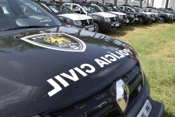 Assembleia doa 50 carros novos para a Polícia
