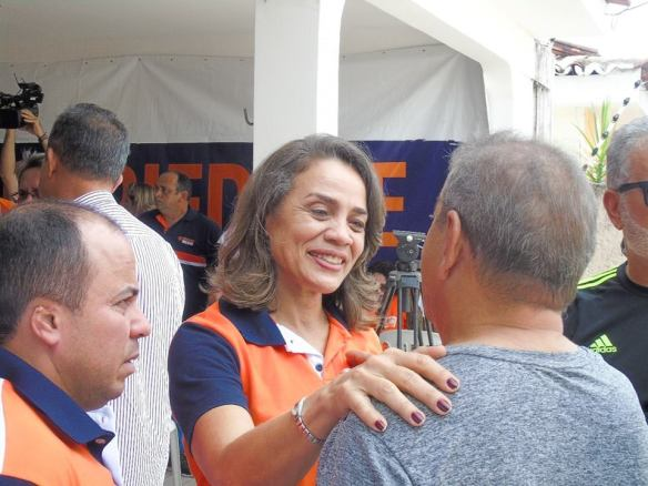 Magnólia é pré-candidata ao Senado da República
