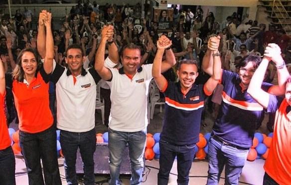Partido Solidariedade será o primeiro a formalizar o nome do seu candidato a governador