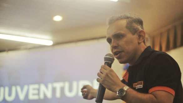 Breno Queiroga é o pré-candidato a Governador do Solidariedade