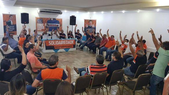 Dirigentes do Solidariedade entendem que não adianta manter no partido quem fortalece outras legendas