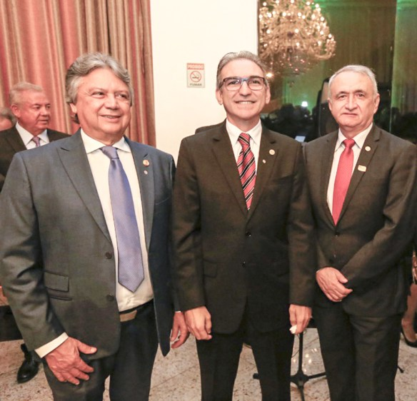 Diretores da Fecomércio estiveram em Brasília