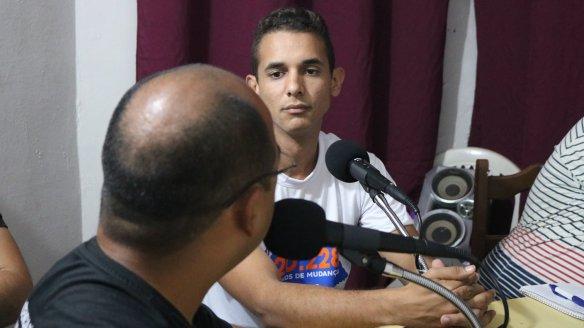 Allyson Bezerra assume mandato de deputado nesta sexta-feira, 1 de fevereiro, pelo Solidariedade