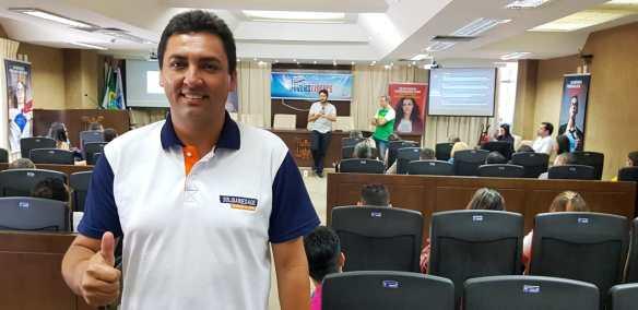 Heriberto participou do 6º Módulo da Escola de Jovens Líderes do RN