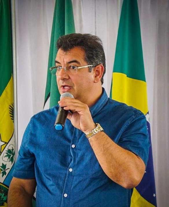 José Vieira representa a Agricultura no RN
