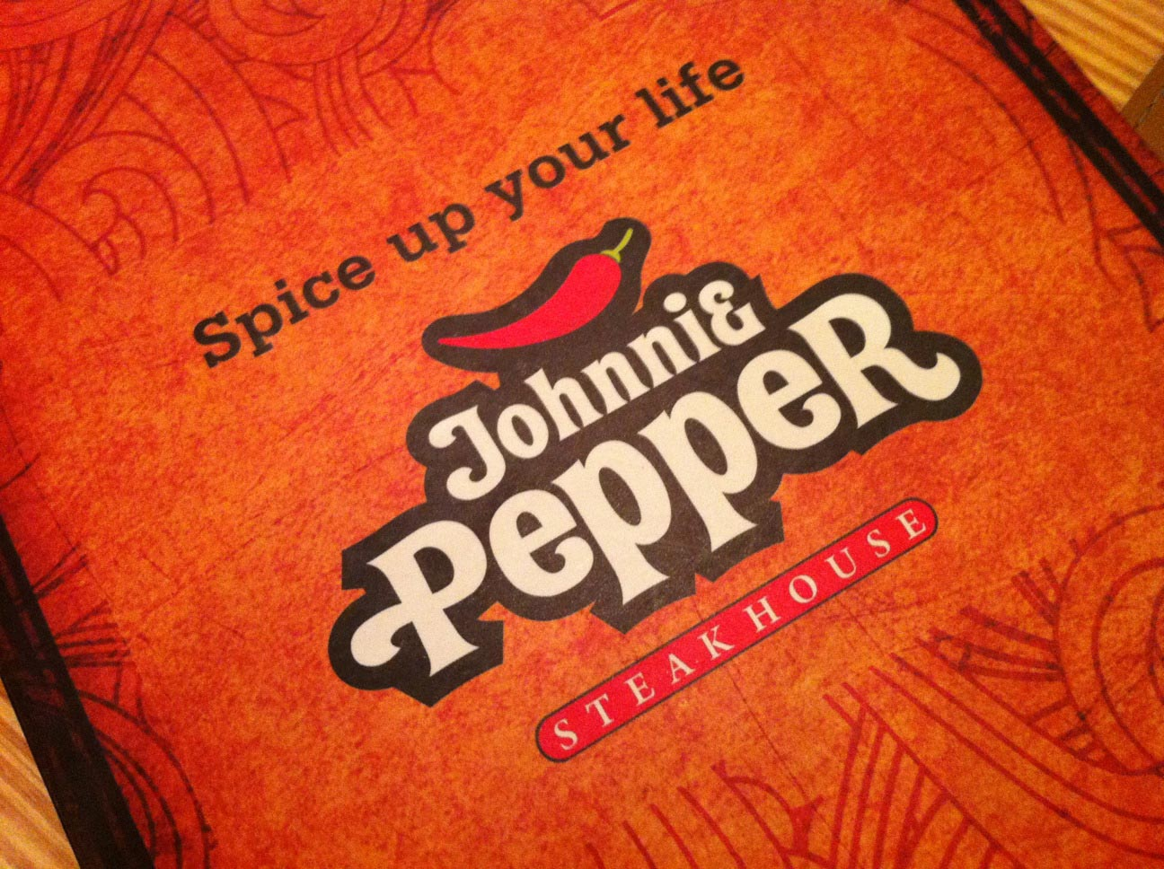 Johnnie Pepper – A steakhouse apimentada!