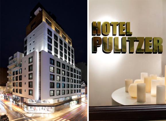 Hotel Pulitzer em Buenos Aires: seu próximo hotel boutique