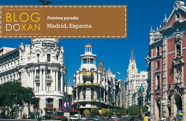 Vai para Madrid? Informações para o planejamento