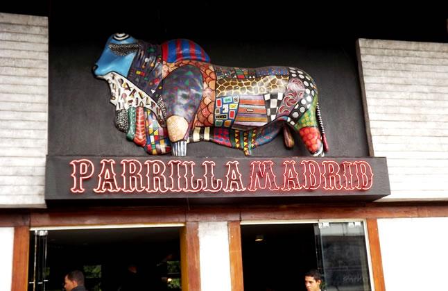 Restaurante Week Brasília: Almoçamos no argentino Parrilla Madrid!