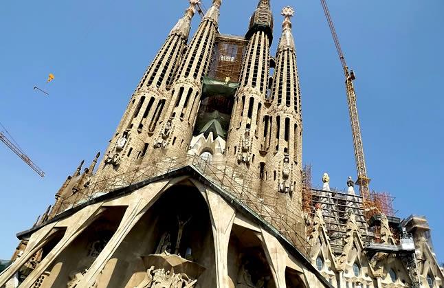 Roteiro: minha primeira vez em Barcelona, visitando a Sagrada Família