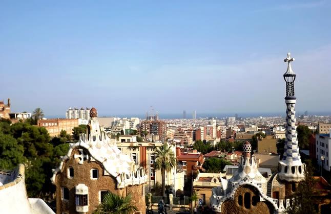 Roteiro: minha primeira vez em Barcelona. Conhecendo o Parc Güell