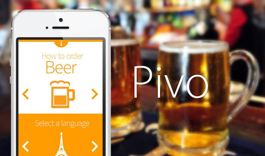 Conheça o Pivo, o aplicativo que te ajuda a pedir cerveja em qualquer idioma!