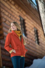 Cortland Quilted Jacket Packs a Peck of Features Including 7 Useful Pockets and Adjustable Snap Waist