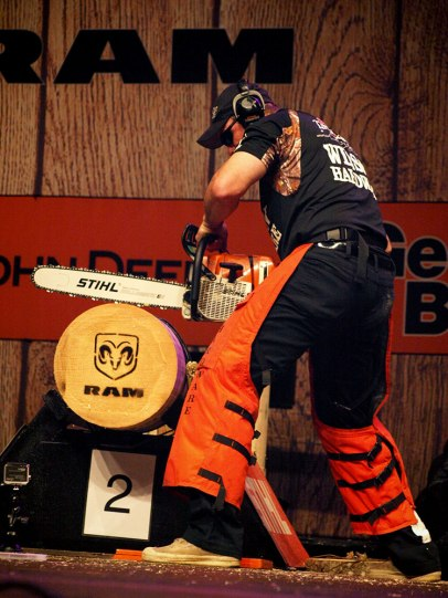 STIHL TIMBERSPORTS U.S. Championships: Stock Saw