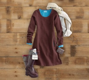 Pull Together Pronto! Wearwithall Ponte Knit Dress