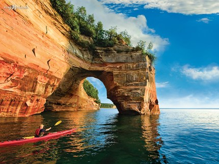 Pictured Rocks National Lakeshore | photo credit: Pure Michigan
