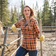 Women's Free Swingin' Flannel Shirt