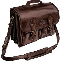 Bashful Billionaire's Leather Briefcase