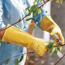 Women's Gardening Gauntlet Gloves