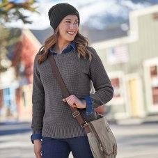 Women's Depend-A-Wool-Lambswool Sweater