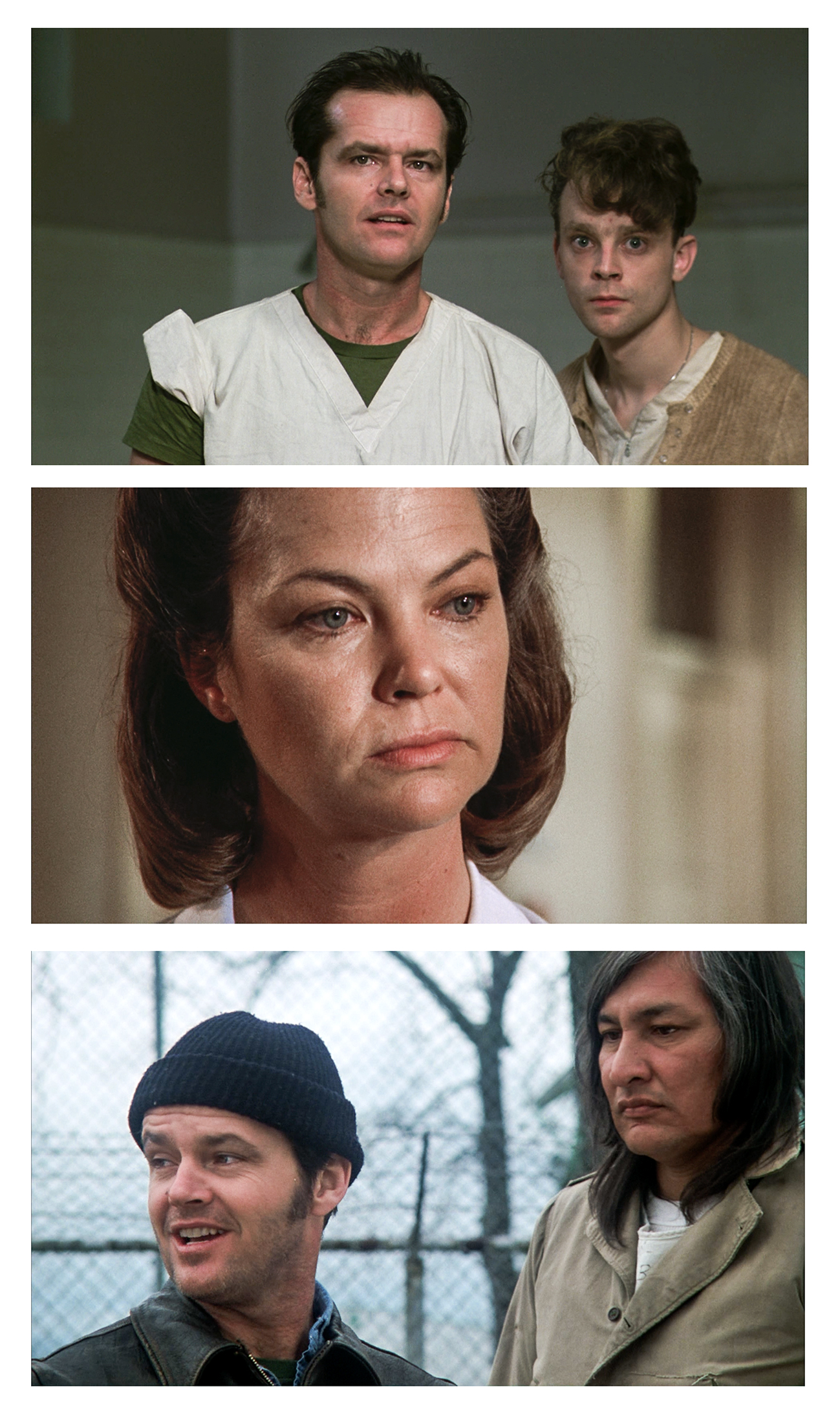 Vol Au Dessus D'un Nid De Coucou Acteurs : dessus, coucou, acteurs, AU-DESSUS, COUCOU, (1975)