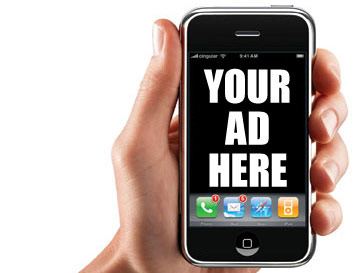 Mobile advertising