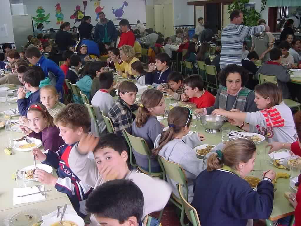Comedor Escolar Menu