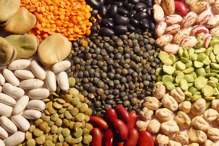 Ideas para comer más legumbres