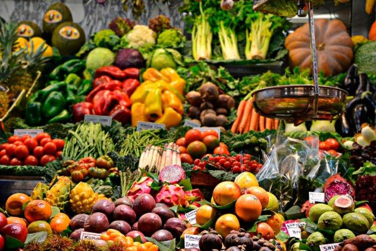 Ahorro en compra de frutas y verduras