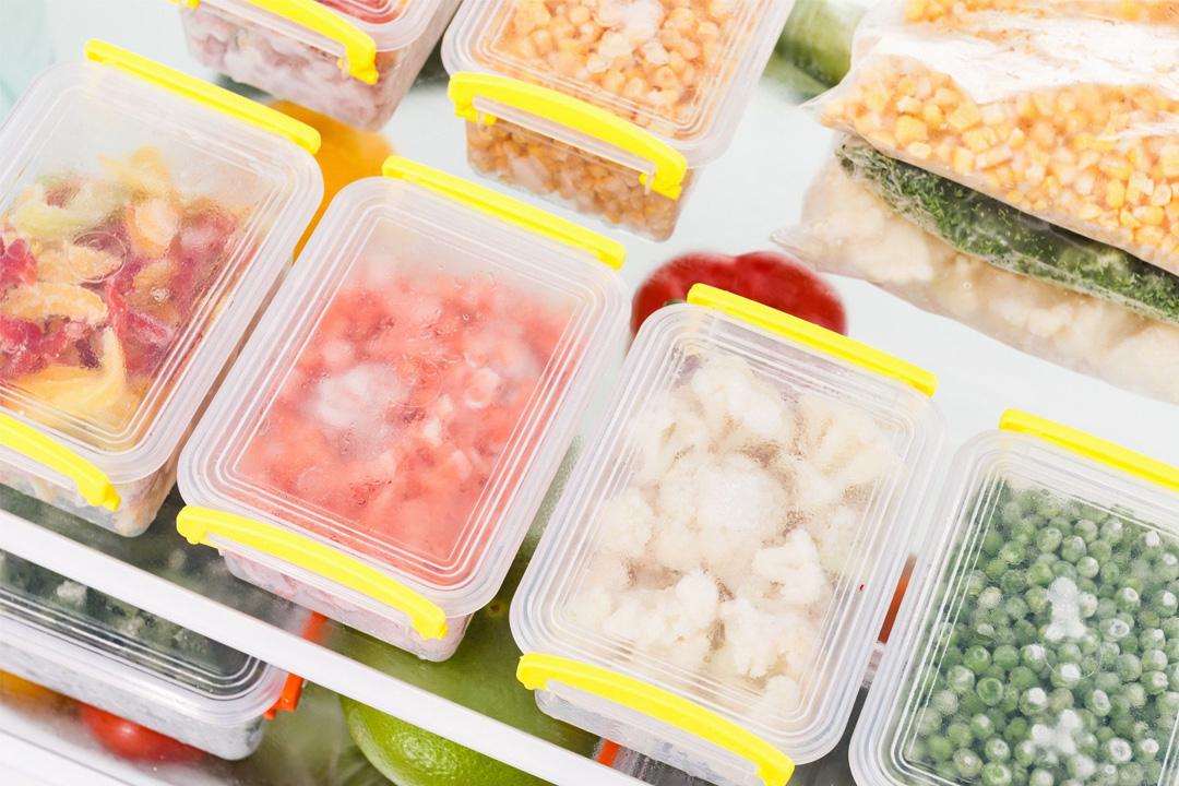 Consejos para congelar (y descongelar) alimentos