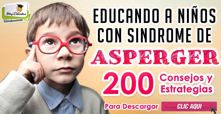 Sindrome de Asperger 200 Consejos y Estrategias