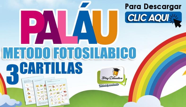 Cartilla Método Fotosilábico - Blog Educativo