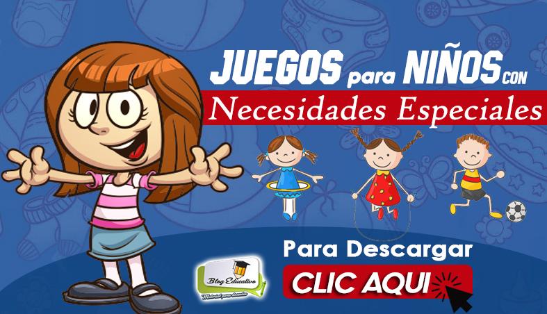 Juegos para Niños con Necesidades Especiales - Blog Educativo